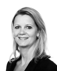 Bente Damgaard, Falcon Fondsmæglerselskab