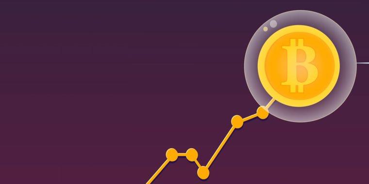 Bitcoin – en boble?