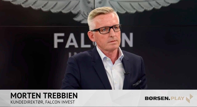 Børsnotering og Morten Trebbien i Børsen Play