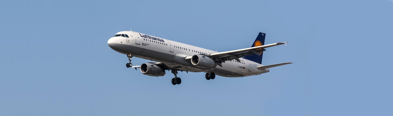 Lufthansa Airbus A321-200