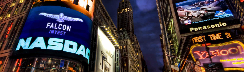 Falcon Invest på NASDAQ OMX