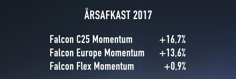 Investeringsafkast 2017