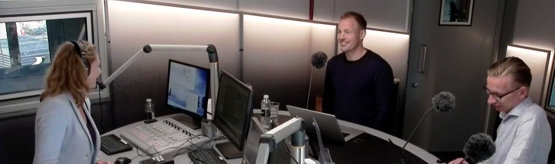 Millionærklubben Radio 24/7 med Falcon Invest om momentum