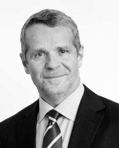 Niels Erik Eberhard, Falcon Invest