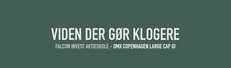 OMX Copenhagen Large Cap GI