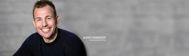 Rasmus Sommerskov, Kommunikationsdirektør, Falcon Invest
