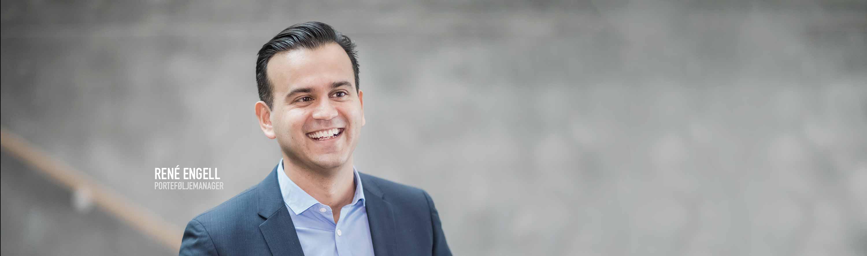 René Engell, Porteføljemanager, Falcon Invest