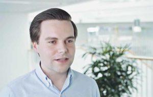 Andreas Linde, investor i Falcon C25 Momentum og Falcon Europe Momentum