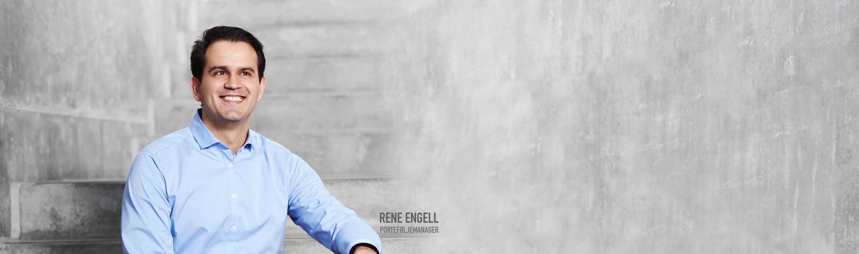 Porteføljemanager i Falcon Invest Rene Engell
